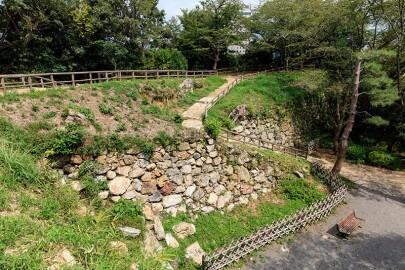浜松城富士見櫓跡