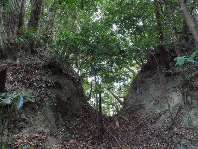 舟ヶ谷城(本荘)