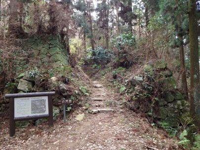 日本三大山城を歩く・大和高取城 Part2