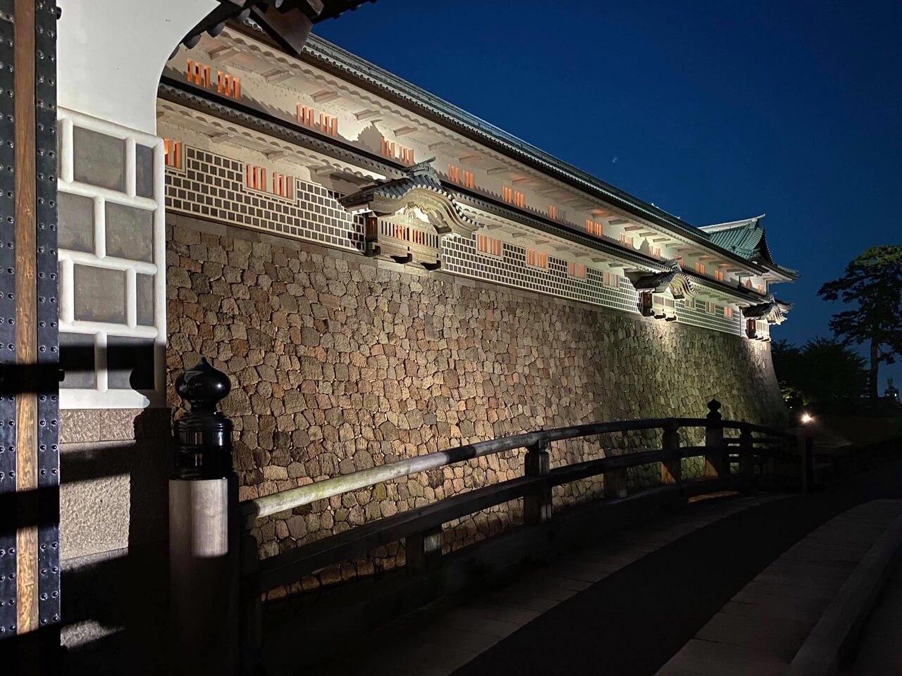 金沢城五十間櫓(本荘良智)