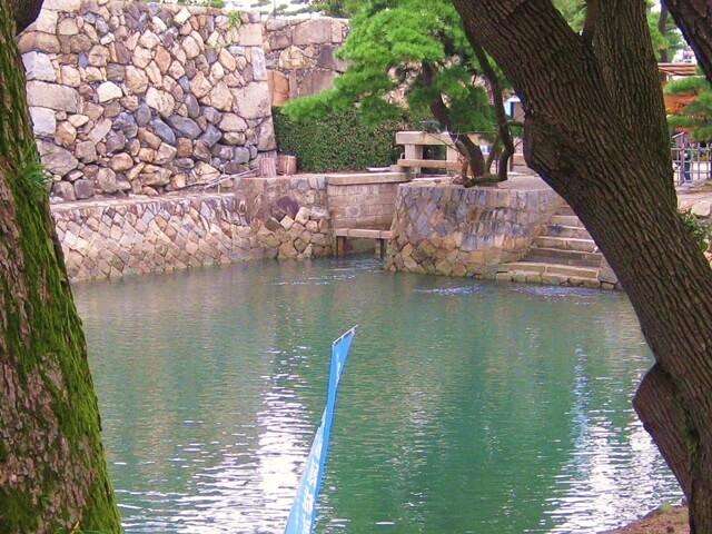 高松城の水門(本荘良智)