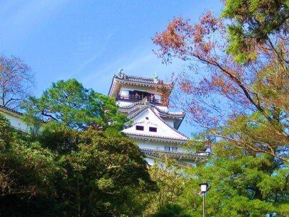 四国現存天守を巡る旅 遠かった!土佐高知城