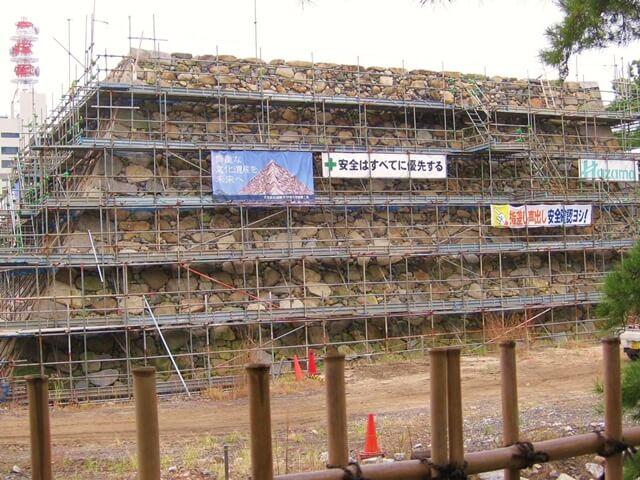 高松城天守台(本荘良智)