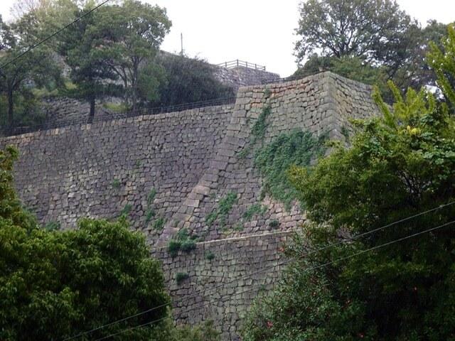 丸亀城高石垣(本荘良智)