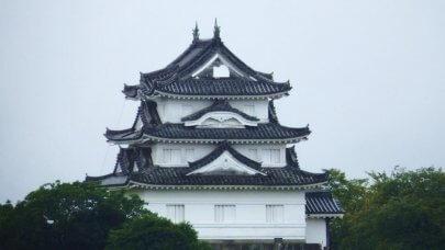 四国現存天守を巡る旅 伊予宇和島城