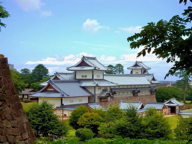 金沢城五十間櫓