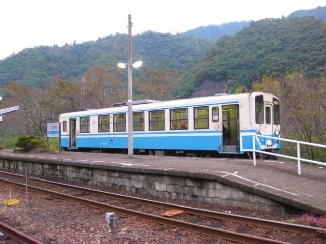 JR土讃線のディーゼル車両